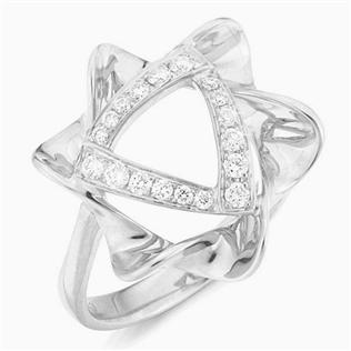 Pendentif diamant or jaune