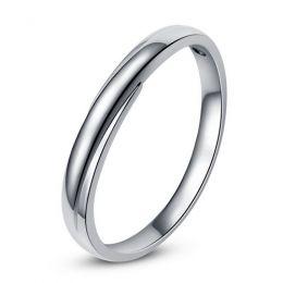 Alliance bijou mariage - Alliance Homme - Platine - Diamant