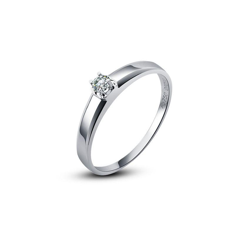 Alliance mariage originale - Alliance Homme - Platine - Diamant