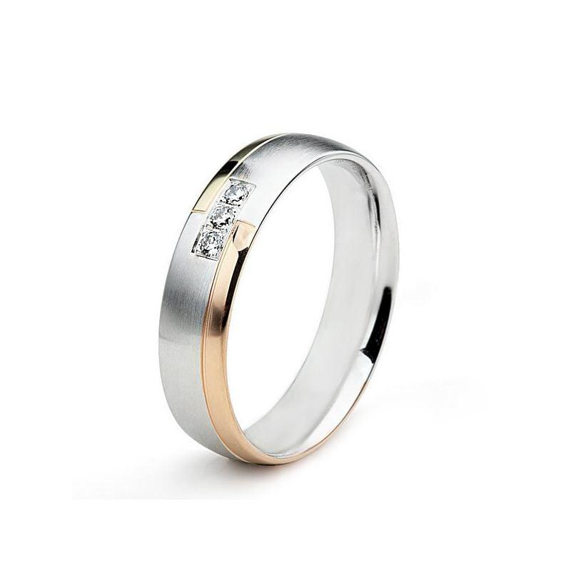 Alliance 3 ors - Diamants - Femme