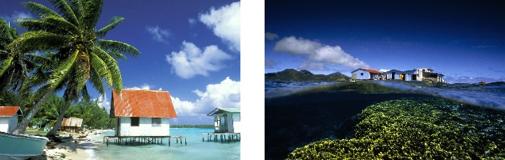 Fermes perlières des Tuamotu