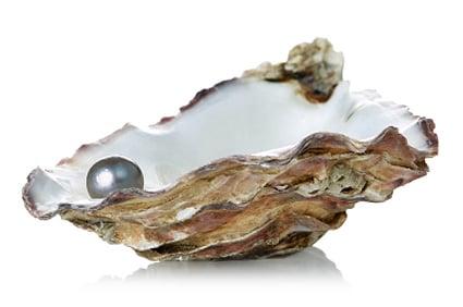 Formation de la perle