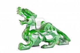 Dragon de jade