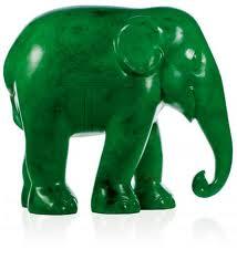 Éléphant de jade