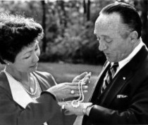 John Latendresse et son épouse Chessy
