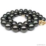 Collier perles de Tahiti