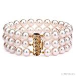Bracelet Perle Akoya du Japon
