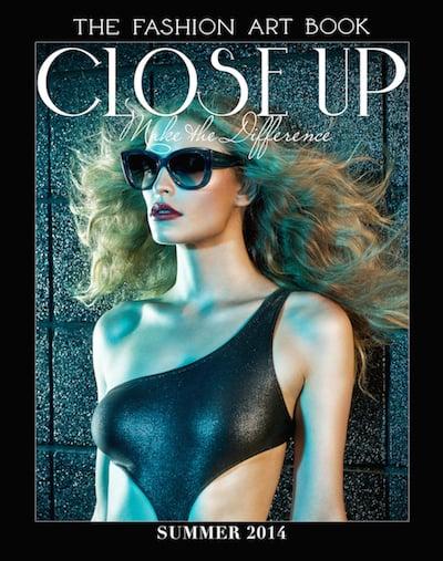 Close Up Mag, couverture Été 2014