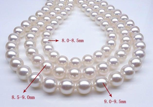 Diamètre des perles
