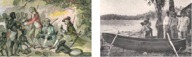 Illustrations historiques sur la perle de Tahiti