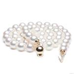 Collier perles Akoya du Japon