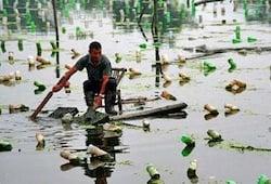 Cultivation des perles en Chine