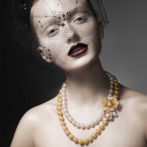 Perles en Joaillerie