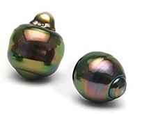 Perles de Tahiti cerclées