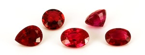 Qualité du rubis
