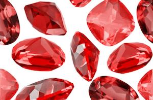 Pureté du rubis