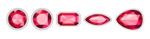 Taille du rubis